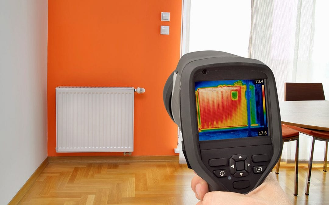 Thermal Cameras in Home Inspections